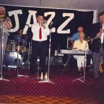 Lakeview Hotel March 1998 Alex Hutchinson, Peter Horton, Graeme Steele, Ken Vatcher, Margie Fullerton, Tony Fullerton