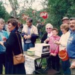 DSJC Raffle ticket sellers - MJF 1991