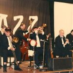 Black and White Ball 1993 Geoff Bulls' Olympia Jazz Band