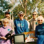 Raffle Ticket sellers MJF 1994