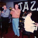 Berndt Lhotsky with Bob Barnard, John McCarthy and Ken Vatcher Dec 1998
