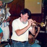 Christmas at the Willows 1990 - John Judge, Walter Brunton, John Moffatt, Penny Judge