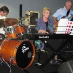 Ken, Margie and Tony Trios night