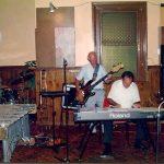 Don More, Ted Daniel, Tony Fullerton, Don Lawrence - Feb 1991