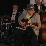 Johnny Nicol & the Laurie Bennett Trio (Johnny Nicol Guitar/Vocals, Laurie Bennett Drums, Peter Locke Piano, Brendan Clarke Bass)